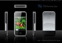 Китайская компания выпускает клон iPhone с Windows Mobile