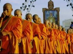 Буддисты готовятся к празднованию Нового года