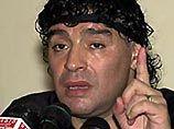 Диего Марадона не извинялся перед англичанами - его не так поняли