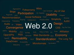 Web 2.0 - новые возможности в планировании рекламных кампаний