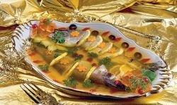Рыбные блюда - отличная профилактика депрессии