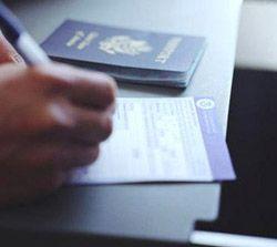 Прием электронных заявок на британскую визу начнется в России с 15 февраля