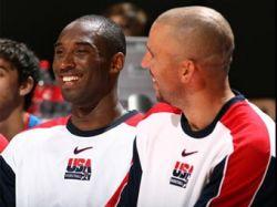 Сборная России по баскетболу сыграет с американской Dream Team