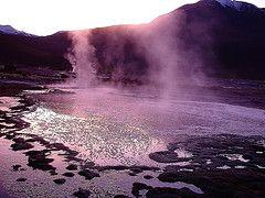 В Чили началось извержение вулкана Льяйма