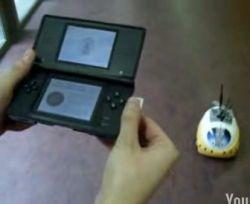 Студенты из Франции  научили Nintendo DS управлять роботом (видео)