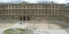 В Париже представлен проект обновления Лувра
