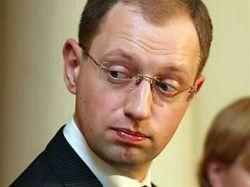 Спикера Верховной Рады Арсения Яценюка блокировали в его рабочем кабинете
