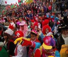 Кельнский карнавал: безумный понедельник