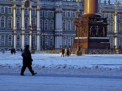 Суд удовлетворил иск противников катка на Дворцовой площади