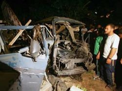 ВВС Израиля уничтожили шестерых членов движения ХАМАС
