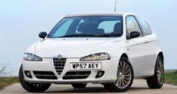 Alfa 147 Collezione дебютирует в Великобритании