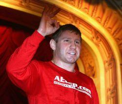 Султан Ибрагимов: Не сомневаюсь в победе над Кличко