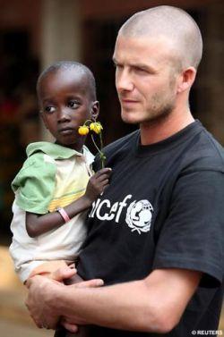 Виктория и Дэвид Бекхэм удочерят африканскую девочку
