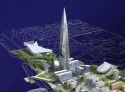 Петербургский апокалипсис:  Город Петра провалится в яму, которую выроет для него Газпром?
