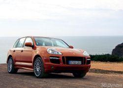 Тестируем Porsche Cayenne GTS