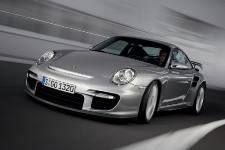 Одесские гаишники приобрели два Porsche для борьбы с лихачами
