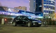 Honda Civic 5D - длительный тест: как прожить в звездолете