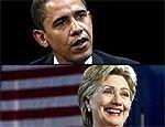 Затянувшаяся битва между Хилари Клинтон и Бараком Обамой грозит демократам поражением на выборах