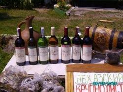 На российском рынке снова появились абхазские вина