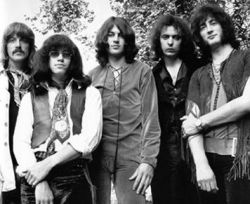 В Москву летит легендарная британская рок-группа Deep Purple