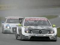 Ральф Шумахер провел вторую тестовую Mercedes C-Сlass серии DTM