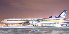 Товары бортового магазина Singapore Airlines можно заказать через интернет