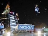 Этап Кубка мира по сноуборду 2008 снова пройдет в Москве