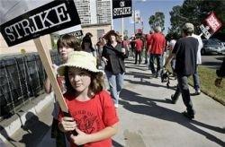 """Забастовка как тенденция. Как будут \""""выбивать\"""" свое у работодателей в 2008 году"""