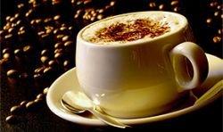 Кофе — в обмен на молитву