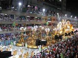 Названы победители карнавала в Рио-де-Жанейро