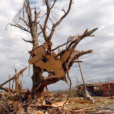 В США торнадо изуродовал пять штатов
