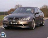 Автомобиль BMW M5 разогнался до 360 километров в час