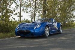 Faralli & Mazzati Antas V8 GT (фото)
