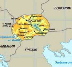 Македония спешно засобиралась в НАТО