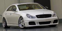 Mercedes-Benz CLS55 AMG от тюнинг-ателье WaM
