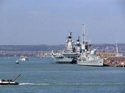 Британские подводники проводили опыты на козлах
