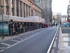 Французские таксисты прекратили акцию протеста