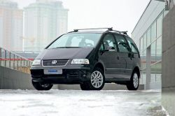 Тестируем семейное авто Volkswagen Sharan