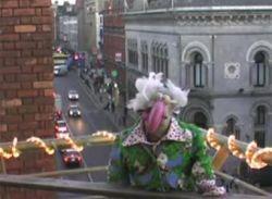 """Кандидатом на \""""Евровидение\"""" от Ирландии стала кукольная индейка"""