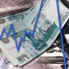 Инфляцию в России способен остановить только мировой экономический кризис?