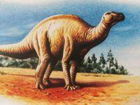 Ученые воссоздали желудок динозавра в лаборатории