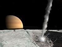 Ученые подтверждают: на спутнике Сатурна есть запас воды