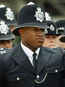 Нужна ли Англии полиция?