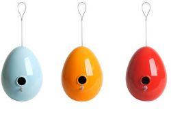 Новая коллекция креативных домиков для птиц (фото)