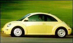 Volkswagen начинает производство нового поколения Beetle