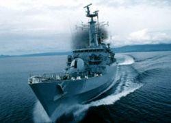 В Хорватию плывет ядовитое судно-факел
