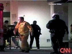 Полиция Лос-Анджелеса взяла штурмом дом вооруженного убийцы