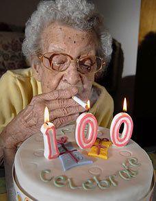 Курение грозит смертью миллиарду людей