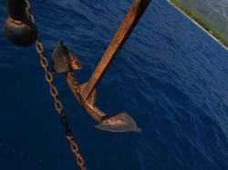 Один из ближневосточных интернет-кабелей был оборван корабельным якорем