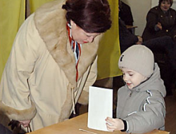 В целях повышения явки Центризбирком взялся за молодежь